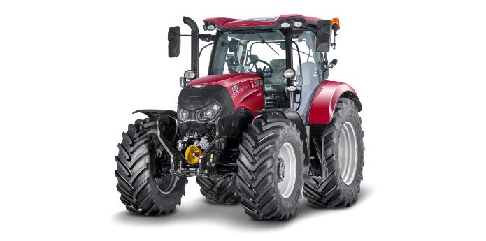 Traktor Case IH Maxxum Multicontroller seeria 116 - 145 hj