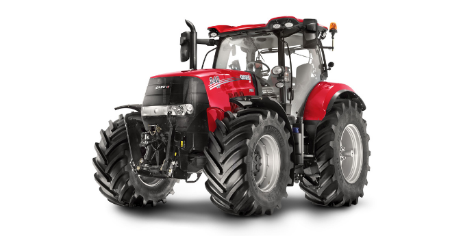 Traktor Case IH PUMA CVX
