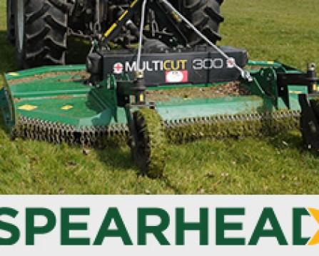 Müüme nüüd ka Spearhead niidukeid