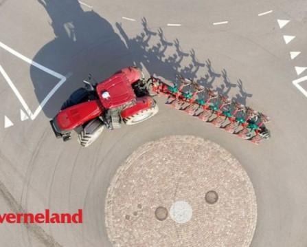 Kvernelandi uue põlvkonna adrad: 2300 S, 3300 S, 3400 S, 6300 S