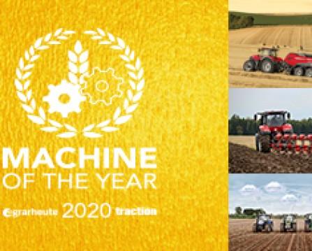 Machine of the Year 2020