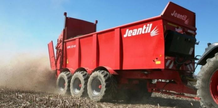 Jeantil (10-23 m³) EVR 10-6 kuni 23-16
