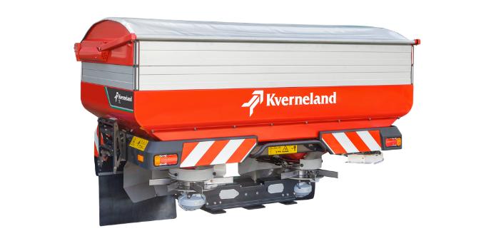 Ripp-väetiselaotur Kverneland Exacta TL